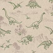 Dinosaur groen