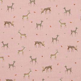 Deer soft pink