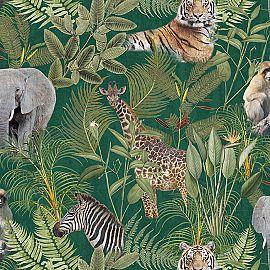 Jungle cotton
